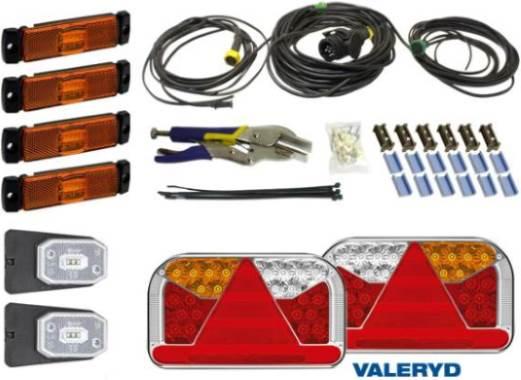 Lexoni më shumë rreth Sistem elektrik dhe ndriçim për rimorkio
